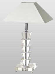 "Lampe Prism AC ""Collection Cristal"", le Dauphin"