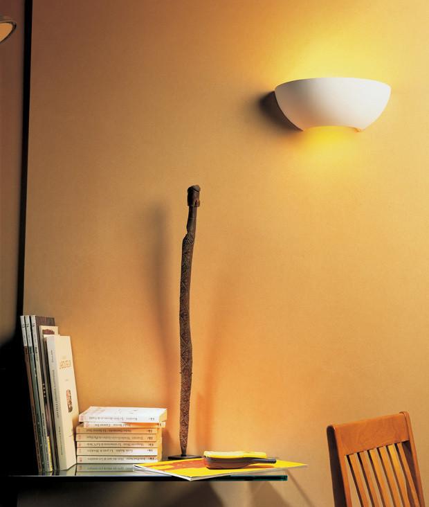applique pl tre 1740 compact double clairage sedap. Black Bedroom Furniture Sets. Home Design Ideas