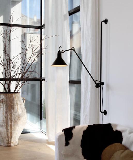 applique gras n 214 luminaires pierrel. Black Bedroom Furniture Sets. Home Design Ideas