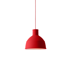 Suspension Unfold dusty red, Muuto