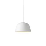 Suspension Ambit blanc diamètre 16,5 cm blanc, Muuto