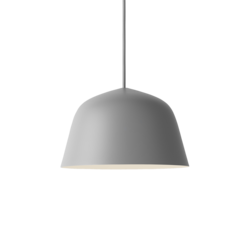 Suspension Ambit gris diamètre 16.5 cm, Muuto