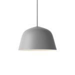 Suspension Ambit diamètre 25 cm gris, Muuto