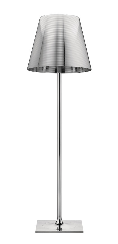 lampadaire ktribe f3 abat jour aluminium flos. Black Bedroom Furniture Sets. Home Design Ideas