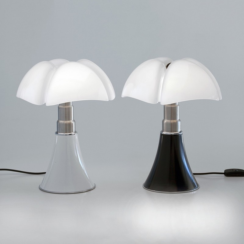 lampe pipistrello mini blanche martinelli luce luminaires pierrel. Black Bedroom Furniture Sets. Home Design Ideas