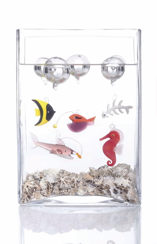 Mare poisson ar te luminaires pierrel for Mare a poisson